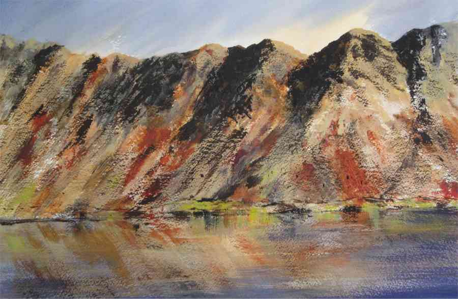 Wastwater screes 2010